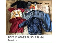 BOYS CLOTHES 18-24 Months 1.5-2 Years
