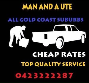 Man and a ute - Very Cheap Coombabah Gold Coast North Preview