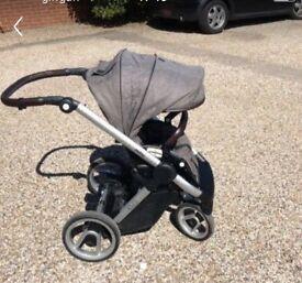 Musty stroller