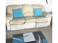 G Plan 3 Seater & Chair