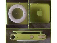 Apple iPod Shuffle: 4th Generation
