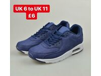 568c809243ab6 WHOLESALE SPORTS AIR MAX TRAINERS 14 PAIRS IN A BOX EBAY BULK JOBLOT  MANCHESTER CLEARANCE SHOES