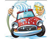 Car wash staff wanted