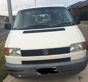 2 VW T4 vans for price of 1 Closing down our business Deer Park Brimbank Area Preview