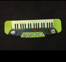 Piano musical toy