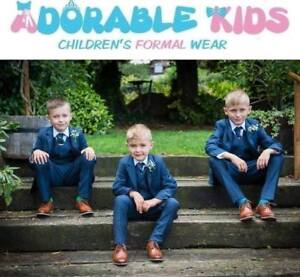 Brand New 5pc Suit Baby and Boys