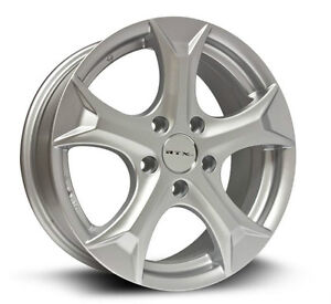 Roues (Mags) 4 saisons RTX OE Hida argent - Toyota