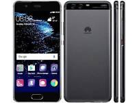 Huawei P10 factory unlocked 64Gb black