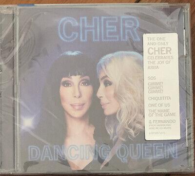 Cher - Dancing Queen CD - ABBA Tribute