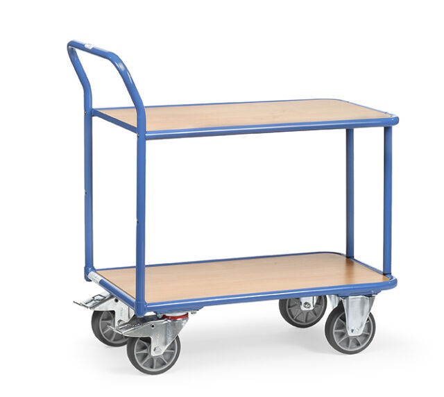 Fetra Tischwagen Transportwagen Etagenwagen Geschirrwagen Plattformwagen 2600