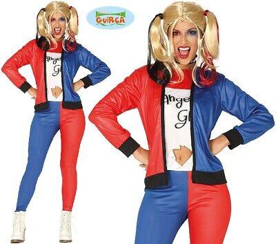 Damen Halloween Gefährlich Mädchen Kostüm Verkleidung Damen Outfit - Gefährliche Kostüm