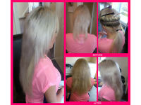 Hair Extensions Professional Mobile Hairdresser in Leeds