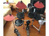 Electronic Digital Drum Kit (Rockburn DTX-50)