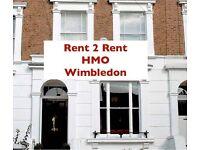 Rent 2 Rent HMO - Wimbledon