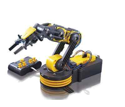 Owi 535 Robotic Arm Edge Remote Control Arm Kit