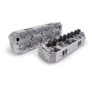 Edelbrock 383-440 BB Mopar E-Street Performance Aluminum Cylinder Heads 84CC
