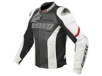 Dainese G Racing C2 Pelle - Leather Jacket EU56/US46