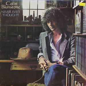Colin Blunstone - Never Even Thought Vinyl Record LP Oakville / Halton Region Toronto (GTA) image 1