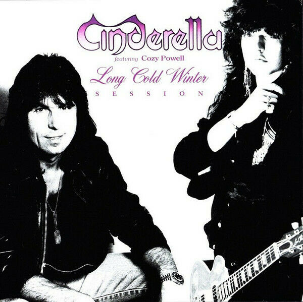 CINDERELLA - Featuring Cozy Powell – Long Cold Winter Sessions (NEW*LIM.300 CD)