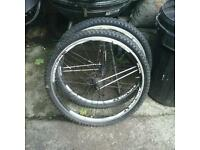 Mountain bike wheel s