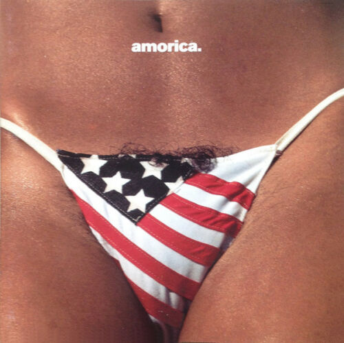 The Black Crowes ‎– Amorica 1994 Cd Digipak  American Recordings