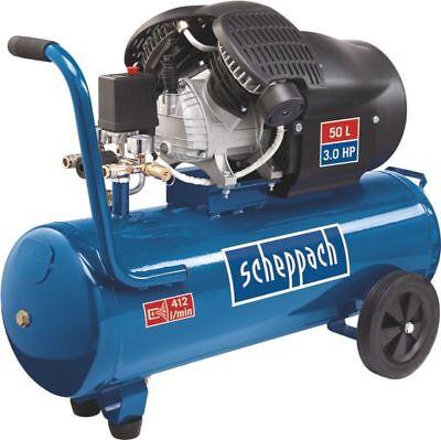 Scheppach HC 53 dc Doppelzylinder - Kompressor, Druckluftgerät, Kompressoren