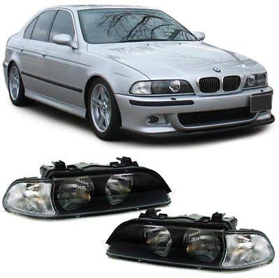 SCHEINWERFER H7 HB3 MIT BLINKER WEISS - PAAR FÜR BMW 5ER E39 95-00 online kaufen