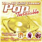 cd - Various - The All Gold Classic Pop Turntable