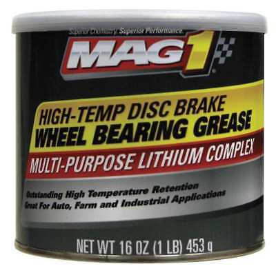 MAG 1 MAG00720 1 lb. Red Wheel Bearing Grease Can