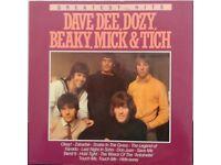 Vinyl Record - Dave Dee, Dozy, Beaky, Mick & Tich