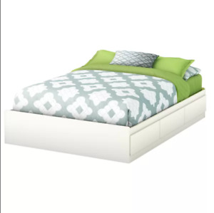 Step One Full/Double Platform Bed for kids
