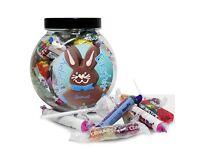 Personalised sweet jars