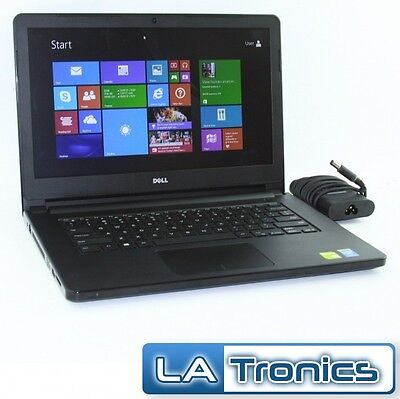 "Dell Inspiron 14 3000 Series 3458 14"" i5-5200U 8GB 500GB HDD nVidia Geforce 820M"