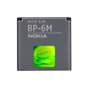 bp-6m for Nokia 1070 mAh NEW cell phone battery BP-6M