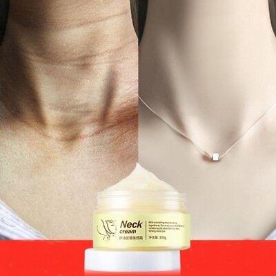 Anti aging whitening nourishing tighten firming lifting the best neck care