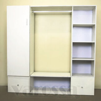 New Wardrobe Cupboard Shelf Drawers Clothes Hanger TV Storage Geebung Brisbane North East Preview