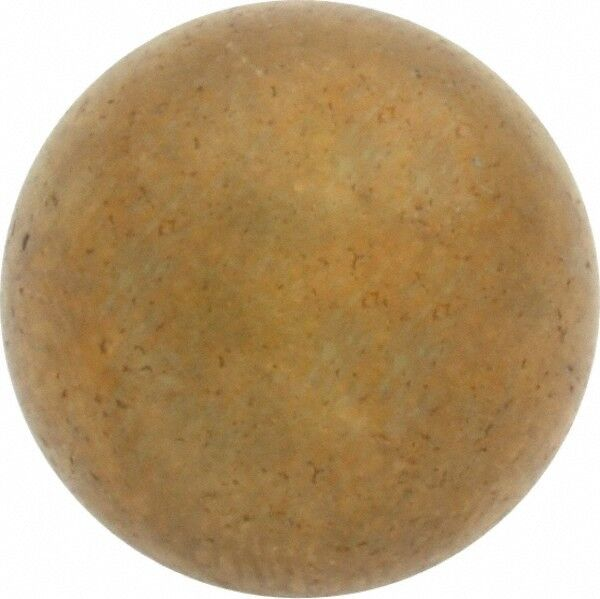 Value Collection 1/2 Inch Diameter Brass Ball 0.0002 Inch Sphericity, Grade 2...