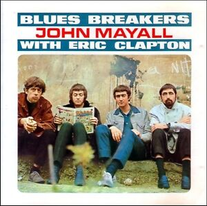 JOHN MAYALL - Blues Breakers John Mayall With Eric Clapton (1966) [ CD ] - <span itemprop='availableAtOrFrom'>Skarzysko Koscielne, Polska</span> - JOHN MAYALL - Blues Breakers John Mayall With Eric Clapton (1966) [ CD ] - Skarzysko Koscielne, Polska