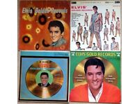 "Elvis ""GOLDEN RECORDS"" 1,2,3&4 Uk 1st issues"