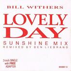 3 inch cds - Bill Withers - Lovely Day (Sunshine Mix)