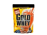 Weider Gold Whey 500 g - ultrafiltrated whey protein, natural high quality whey!