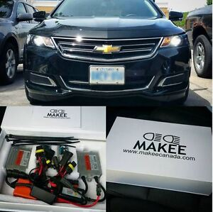 HID upgrade for Chevolet Impala Makee 55w Canbus conversion kit