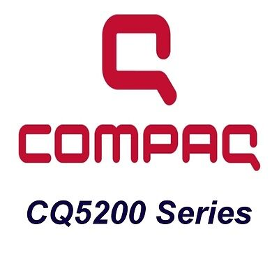 Compaq CQ5200 series- system repair (Factory Recovery)