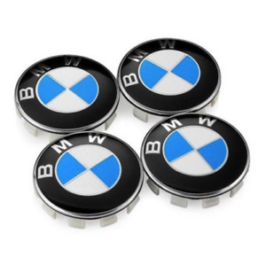 BMW - NEW - Wheel Centre Hub Caps Emblem Badge - 68mm