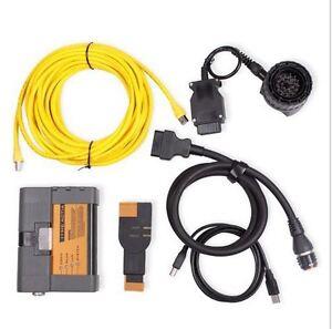 BMW ICOM A2+B+C System + 2016.09 ISTA-D&ISTA-P + Dell E6410 Laptop (i5 CPU/4GB)