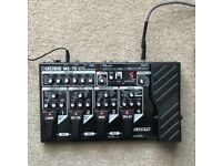 Boss effects pedal ME70