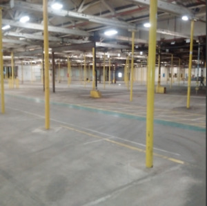 INDUSTRIAL SPACE STORAGE MANUFACTURING