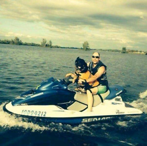 Seadoo trois place