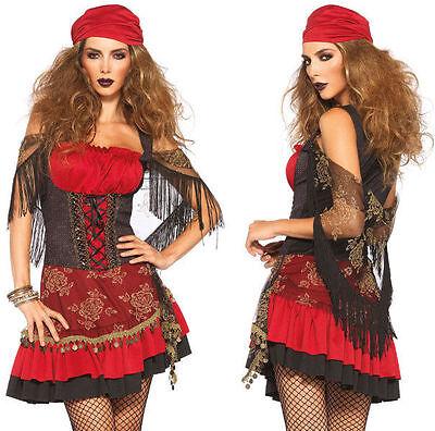 Mystic Vixen - Adult Gypsy Fortune Teller - Mystic Costume