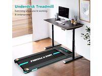Dripex Under-Desk Treadmill with Remote Control